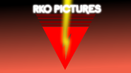 RKO Pictures opening logo from Pink Bear (1982)