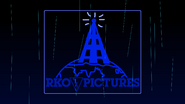 RKO Pictures logo from Beach House (1978)