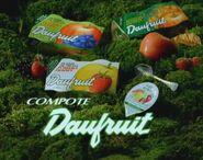 Compote Daufruit ad