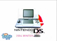 Nintendo DS Launch Zoytex ad
