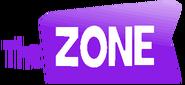 The Zone International Logo Purple