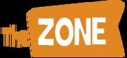 The Zone German Logo Orange