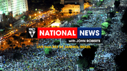 RKO National News special Brazilian protests open 2013
