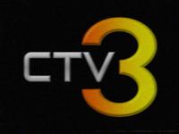 CTV3 ident 1991