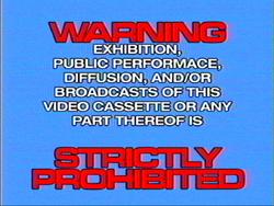 Cuben Hoyts Video warning screen 1984 2