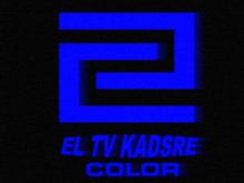 El TV Kadsre 2 Color Ident (1968-1972)