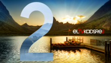 El TV Kadsre 2 ident - Lake (2018)