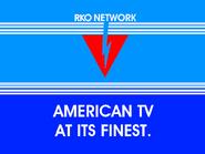 RKO Network slogan ident 1986