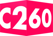 TheCuben2006 Channel 60 Years logo