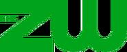 The zw logo green