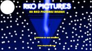 RKO closing logo (Toontopia 3 - The Night Claws, 2012)