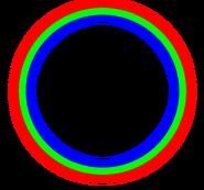 TheCuben2006 Channel 25 Years logo