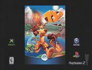 Ty the Tasmanian Tiger ad