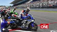 ATS ONE 2003 moto racing remake