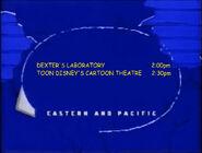 Toon Disney Dexters Laboratory To Toon Disneys Cartoon Theatre