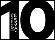 TheCuben2006 Channel 10 Years logo