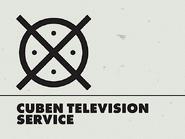 Cuben Television Service slide (1949)