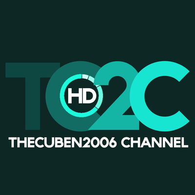 TheCuben2006 Channel Sqaure Logo HD.jpg