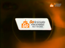 GoAnimate for Schools Network ident (2010-2013)(UPDATED).png