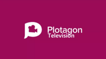 Plotagon Television logo (2017-present).png