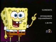 TheCuben2006 Channel promo endboard - Spongebob Squarepants (2002)