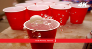 North America Network 1 Red Pong