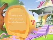 Toon Disney Toons Coming Up Next Timon And Pumbaa To Spongebob Squarepants ident 1999
