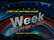 Week in Review 2000 open spoof on This Hour has America's 22 Minutes