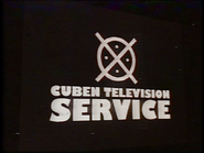 Cuben Television Service on 35th anniversary VHS tape