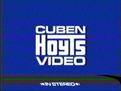 Cuben Hoyts Video 1985 Stereo
