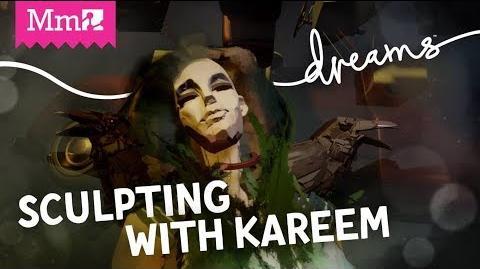 Sculpting With Kareem DreamsPS4