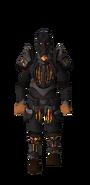 Lava Warrior Set