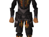 Lava Warrior Helm