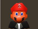 Mario's Head