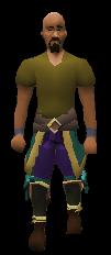 Musketeer Legs