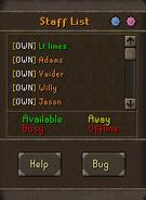 Staff List 1