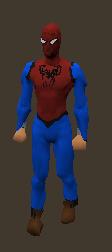 Spiderman Legs