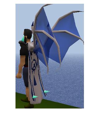Blue Deathcape