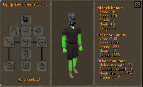 Chaos Helm