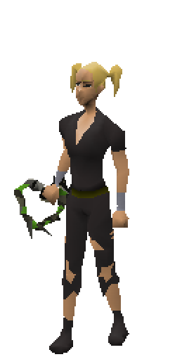 Abyssal Whip (green)