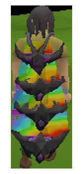 Tribrid Infernal Cape