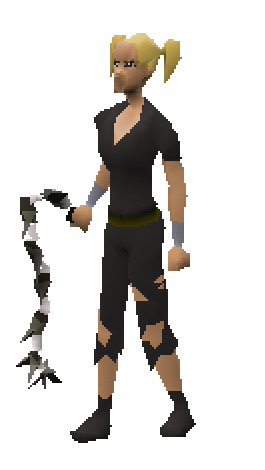 Abyssal Whip (white)