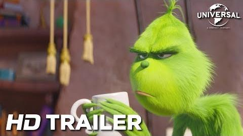 The Grinch Trailer 1 (Universal Pictures) HD