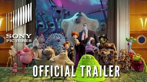 HOTEL TRANSYLVANIA 3 SUMMER VACATION - Official Trailer (HD)