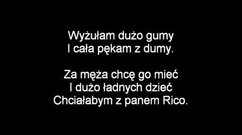 (Polish) Penguins of Madagascar - Freak-o for Rico Lyrics