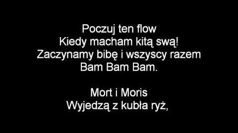 (Polish)_Penguins_of_Madagascar_-_Thump_Thump_Thump_Lyrics