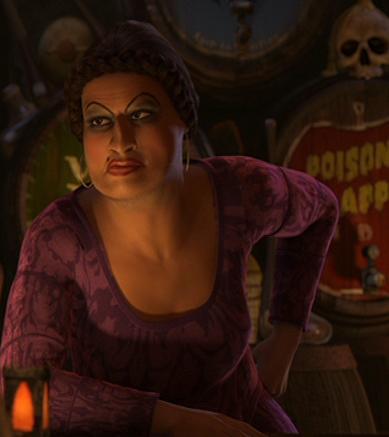 Doris (Shrek)