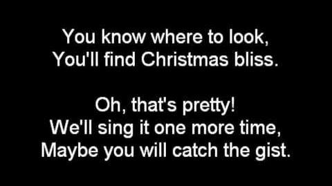 (English)_Penguins_of_Madagascar_-_It_Ain't_Perfect,_But_It's_Christmas_Lyrics