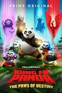 450px-Kung Fu Panda The Paws of Destiny