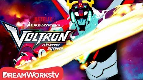 DREAMWORKS VOLTRON LEGENDARY DEFENDER - Official Trailer